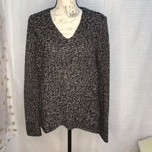 RD Style V- Neck Sweater